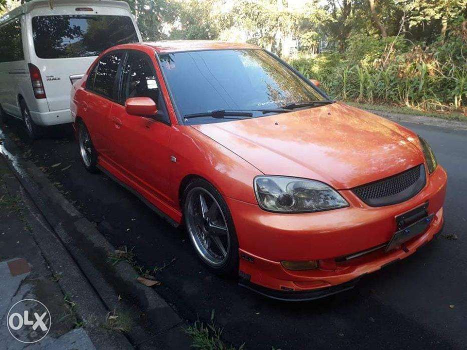 Honda Civic Dimension Vti S 2003