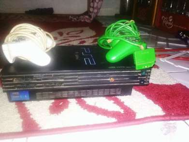 Ps 2 Sony hardisk tebal