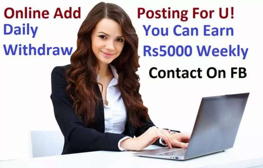 Without Investment - Jobs in Karachi | OLX com pk