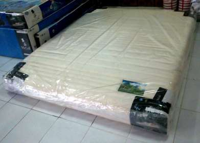 Matras Mr Coil Andes Synthetic Latex 21 cm 100x200cm (Breathable)