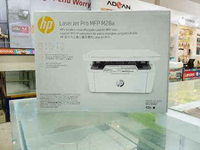 printer hp laserjet m28a