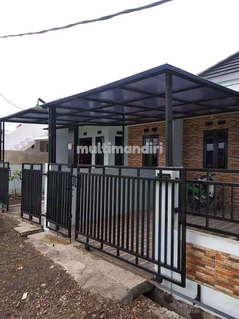 Menerima Pesanan Kanopi Pagar Rumah Minimalis Konstruksi Dan Taman 773012918