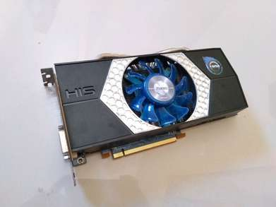 VGA Card Gaming HIS HD7870 2GB DDR5 256 Bit
