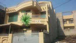 10marla portion pwd pakistan town phase 1 orignal pic 4bedroom house