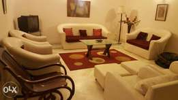 2 Bed fully furnished uper portion just for Ladies Phase 5