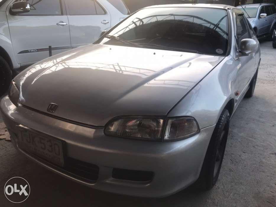 1993 honda civic hatchback hood