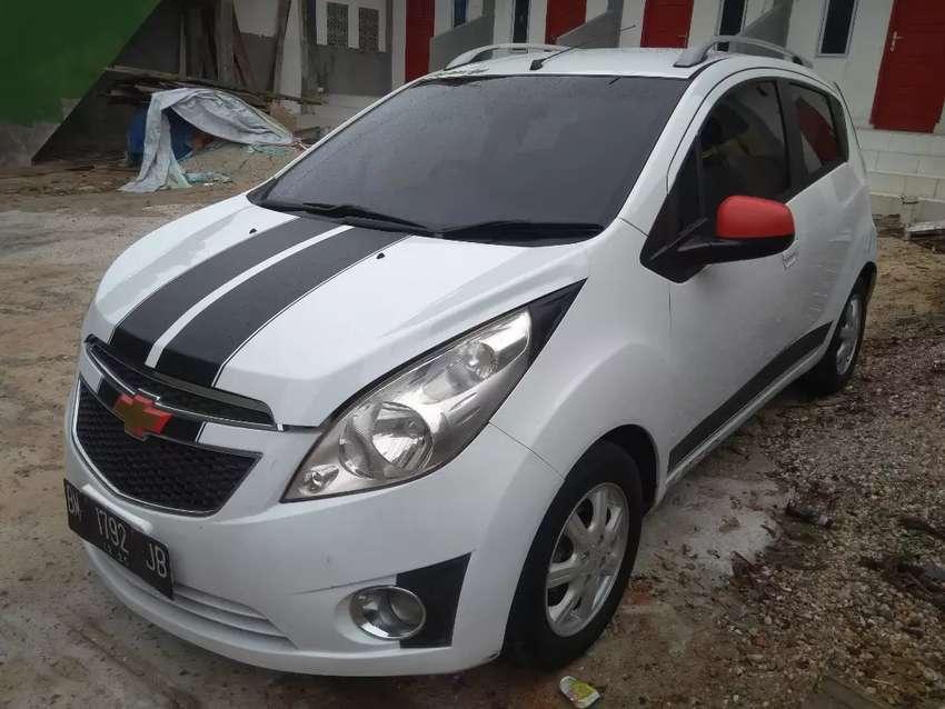 Dijual Chevrolet Spark Lt Thn 2010 Mobil Bekas 792610973