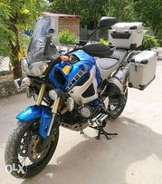 sponsored Yamaha Super Tenere 1200ccm First Edition