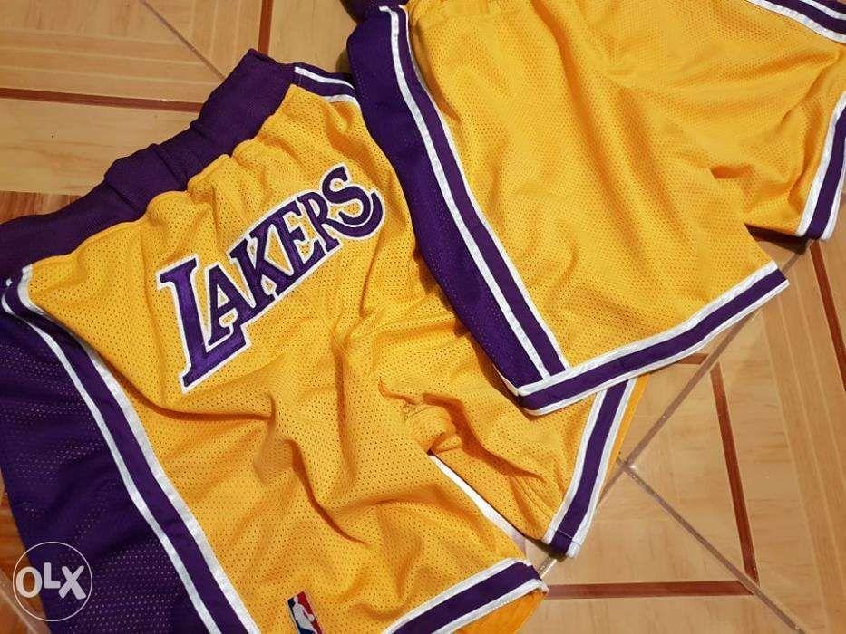 3b46f116210 Lakers shorts Lebron kobe not nike adidas in Quezon City