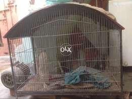 One big portion cage for sale.
