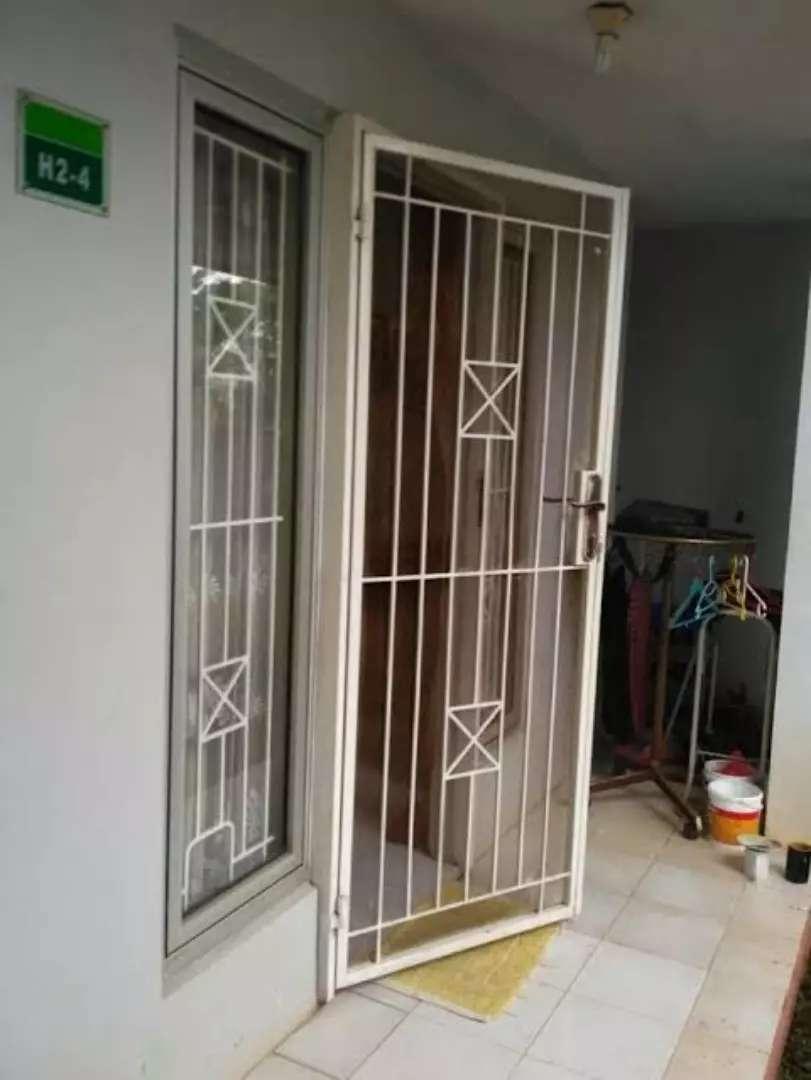 Pintu Teralis Kasa Nyamuk Konstruksi Dan Taman 760420289