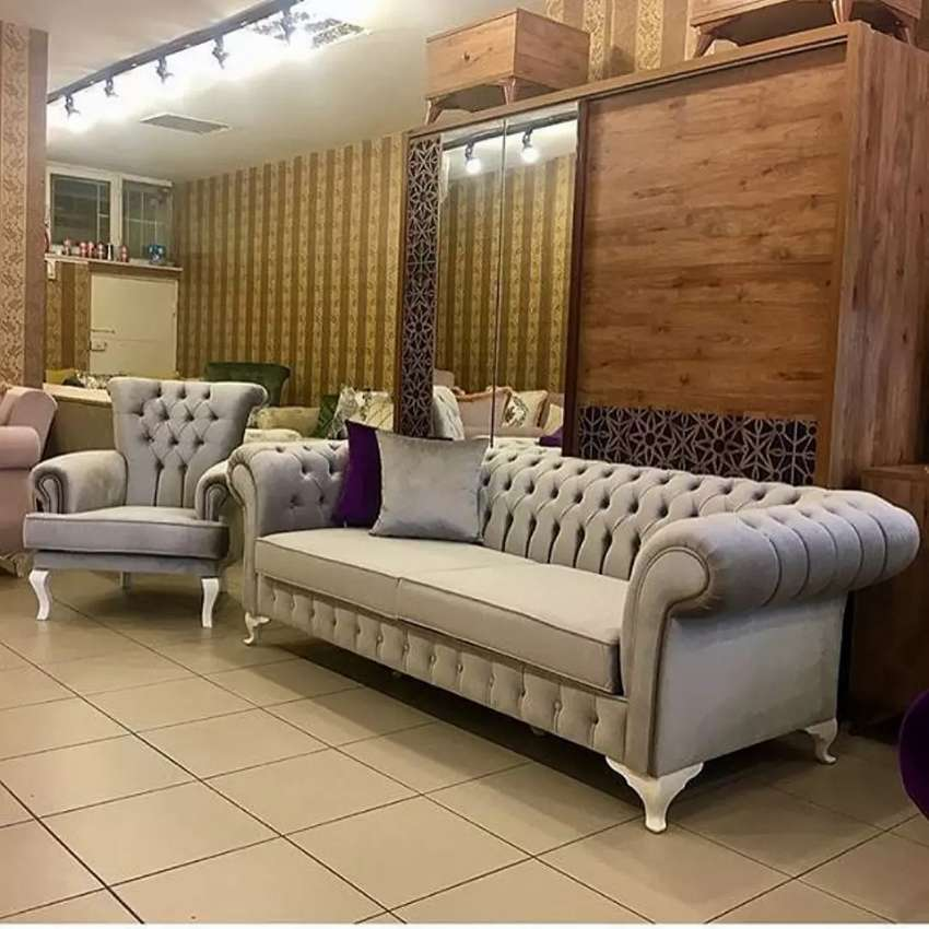 Chesterfield Sofa Whing Chester Mebel