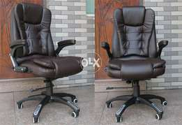 6 Point office executive automatic massage chair