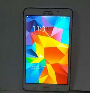Samsung galaxy tab 4 normal lancar
