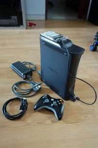 XBOX360 Jasper Elite 120gb Internal, 120gb eksternal.
