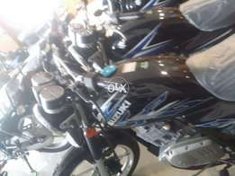 0% markup & low advance 15000= suzuki bikes Gr gs150/SE /gd110s