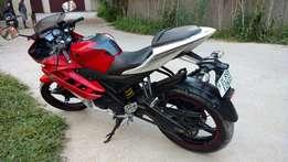 2012 Yamaha YZF R 17000 Kms