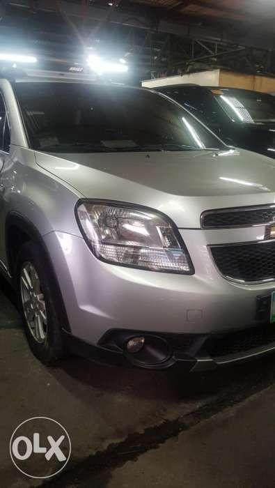 2011 Chevrolet Orlando Ltz In Paraaque Metro Manila Ncr Olx