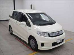 4 Grade Honda Freed Spike Cruise 1.5 cc Hybrid 2012 Model