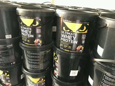 Badboy Ultimate Whey Protein 7lb Untuk 104 Serving Best Seller Murah.