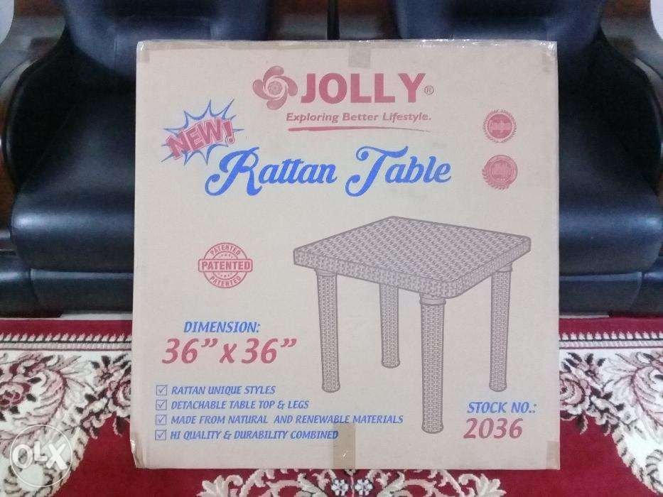 Tables And Chairs Sofa Rattan Inspired Plastic In Baliuag Bulacan