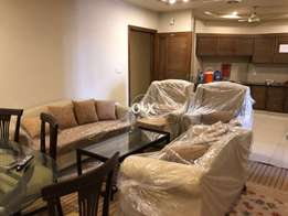 two bedroom new furnish available for rent in bahria town