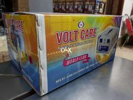 Voltcare 7000w stablizer for 1ton Ac with warranty free delivery in La