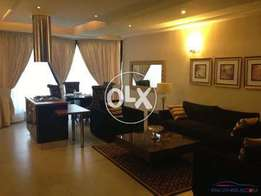 luxury furnish One bedroom apartment for rent in bahria heights 2 ph 6