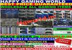 Wholesale All Gaming items&LED TVs,PS4,PS3/2,XBOX 1X,Switch(Best Price