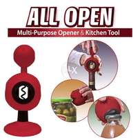 All Open 8 in 1 Multi-purpose Opener & Kitchen Tool