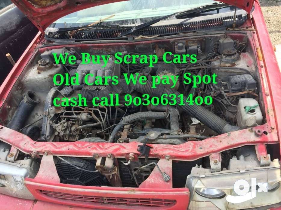 Any Scrap Cars We Buy any Old Dead Scrap Cars We - Hyderabad - Cars ...