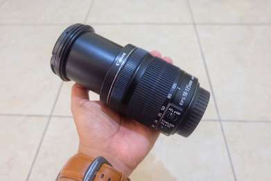 Canon 18-135mm Is STM MULUS