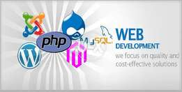 We Are Offering Low Rate PHP Web Development Services