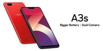 oppo a3s ram 3gb internal 32gb