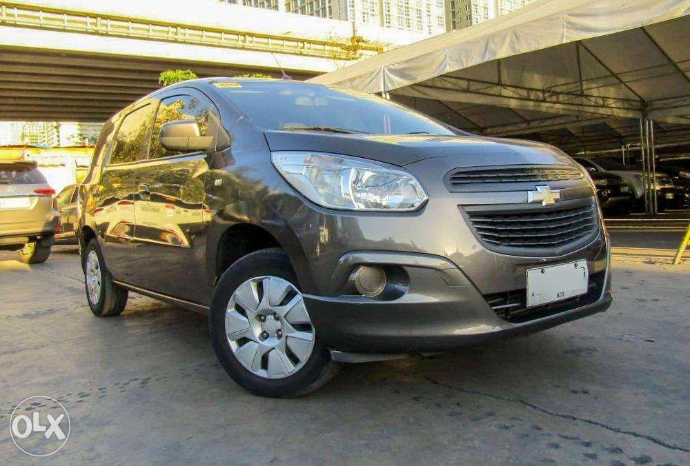 2015 Chevrolet Spin 13 Dsl Mt 3rd Row Fresh Ertiga Avanza Captiva