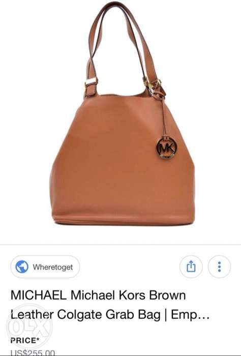 5edb1cf24c8a Authentic Michael Kors bag in Calatagan, Batangas   OLX.ph