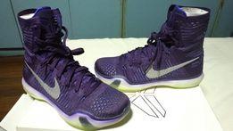 24c1cc7e824 Mint Nike kobe x elite purple volt - kobe 10 elite - size 8.5