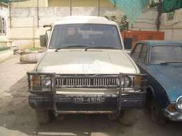 Isuzu Jeep Model 1986