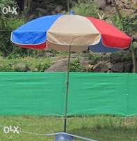umberalla in multi stylish color outdoor products pvc coted
