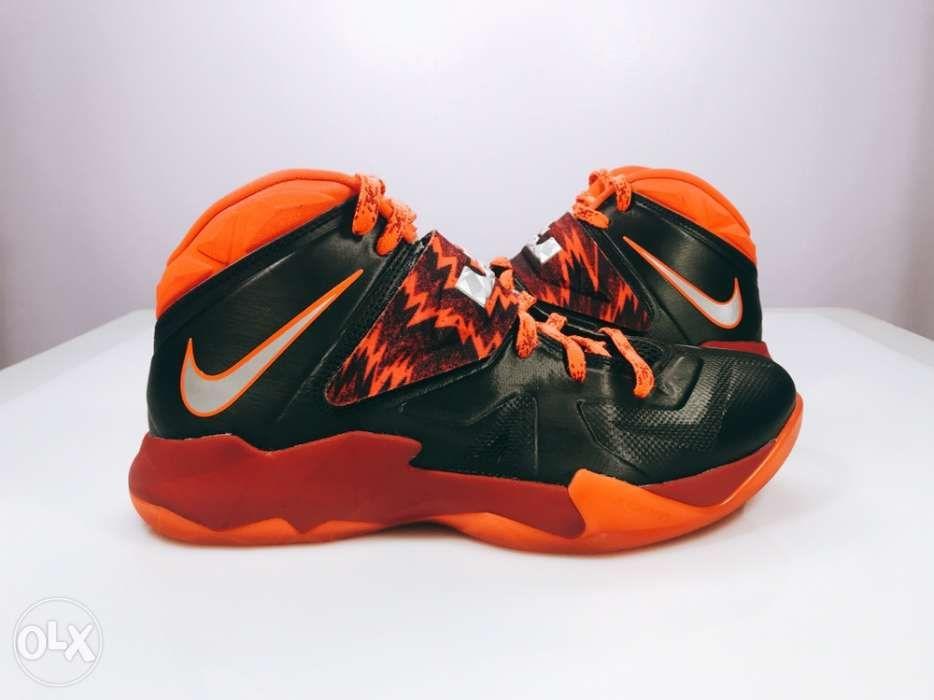 best service 74477 cf274 ... Nike Zoom Soldier VII Lebron James ...