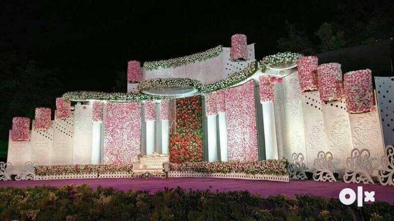 Wedding stage and car decoration pune services wanowrie show only image we undertake wedding stage decoration junglespirit Choice Image