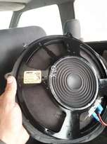 Bose woffer with out megnet amrica made