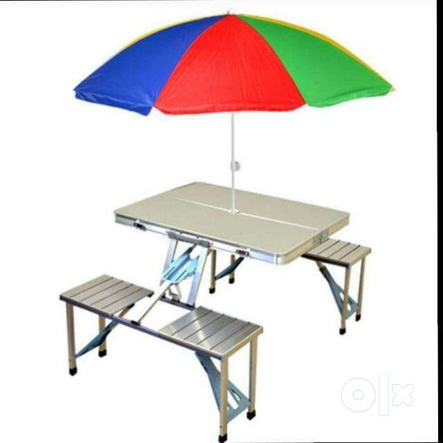 Stainless Steel Picnic Table Delhi Furniture Bhagwati Garden - Stainless steel picnic table