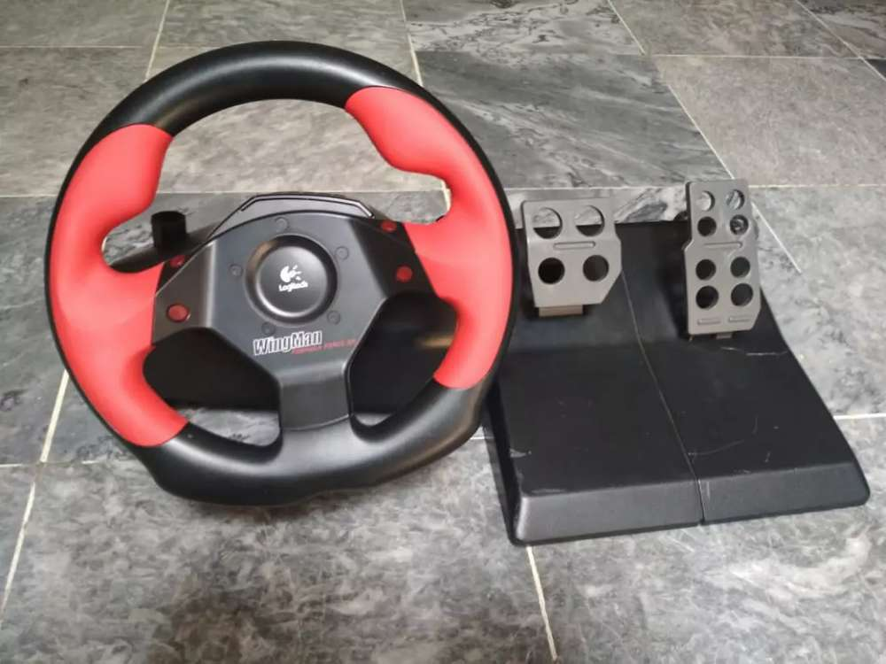 LOGITECH FORMULA FORCE GP RACING WHEEL DRIVER DOWNLOAD