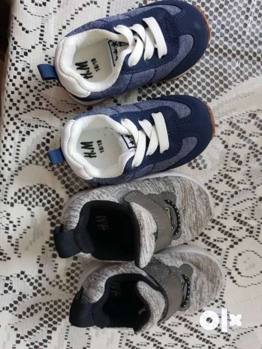 83472139f H M shoes 2 months old Size 18 19 Blue - Brand - Kids - 1310987593