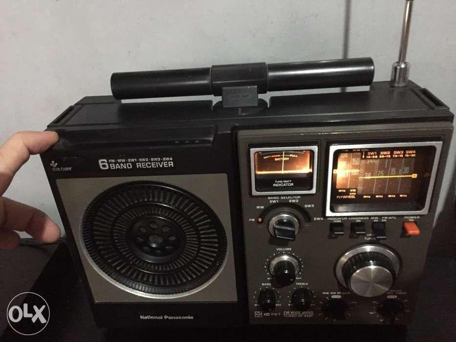 You vintage panasonic electronics was and