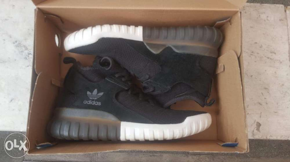 buy online 2ef64 a6ece Adidas Tubular X Primeknit Core Black ...