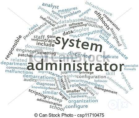 System Admin  Hyderabad  Jobs  Somajiguda