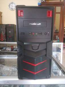 pc intel core i5 2400 3,1ghz/ram 4gb/hdd 500gb/casing baru