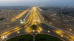 Residential catagory Unballot plots available in Bahria town karachi
